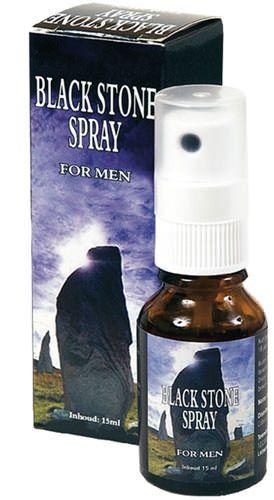 4300122000000 Spray retardant l'éjaculation Black Stone - 15 ml