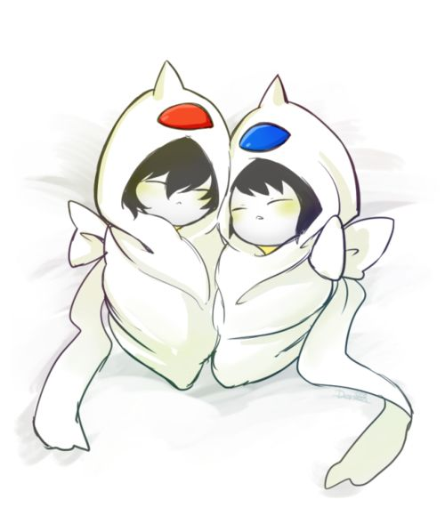 AGH IT'S TOO CUTE I CAN'T HANDLE IT.>>EEEEEEEEEEEEEEEEEEEEEEPPPPPPPPP!!! :33 <--- Holy HECK this is too adorable