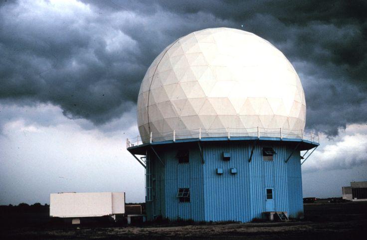 Un radar meteorologico Dopper