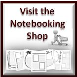 Visit the Notebooking Shop A free section on the site includes notebooking sheets for biblical heroes and for scientists.