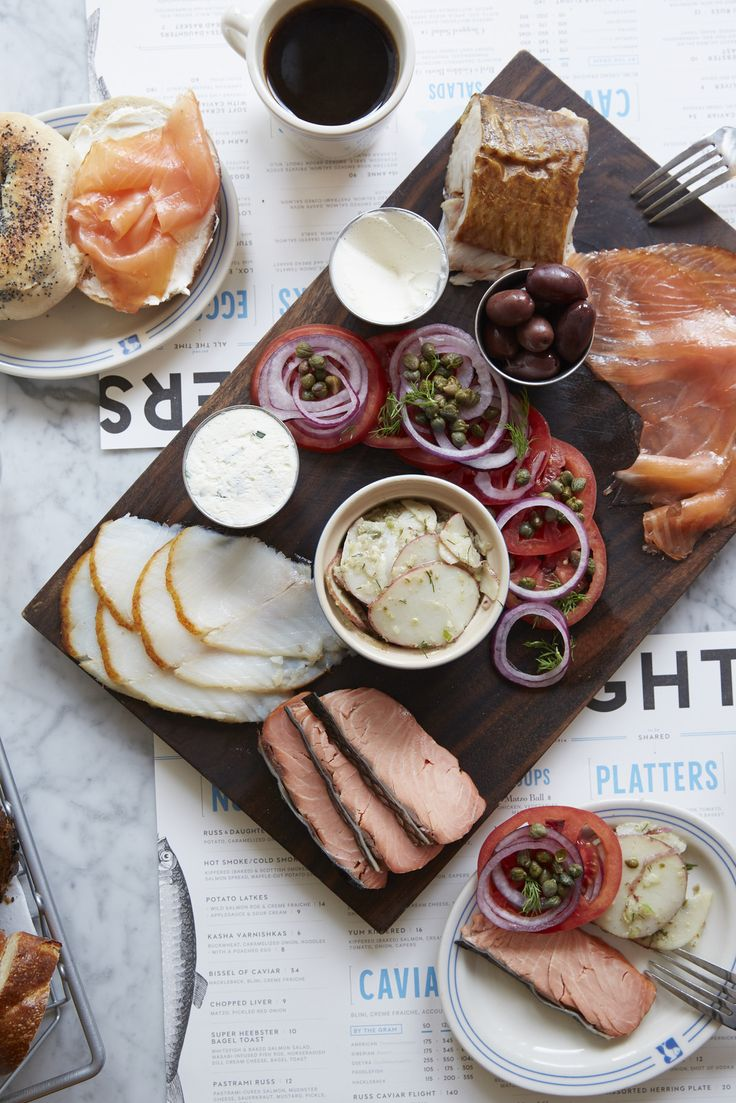 Russ & Daughters - NYC | Photography Nicole Franzen - image only