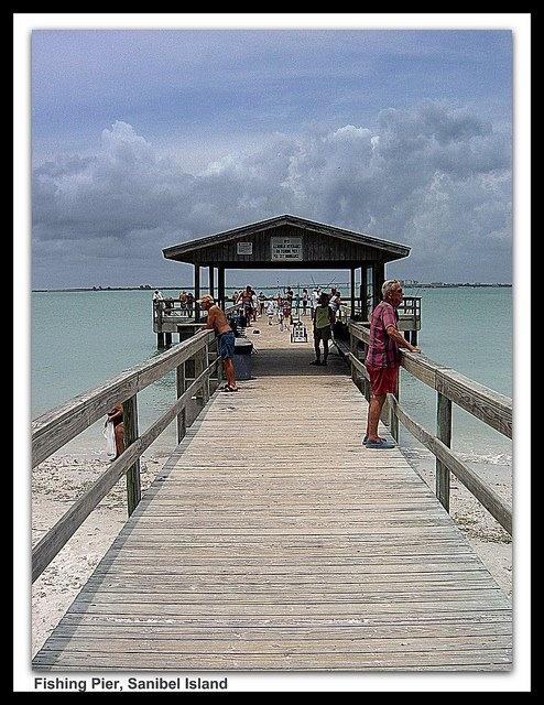 78 best images about sanibel captiva islands on for Sanibel fishing pier