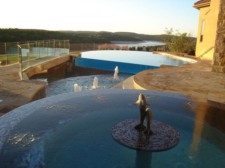 Image of Decorate Your Swimming Pool with Attractive Tiles