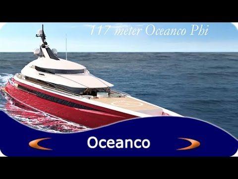 LUXURY YACHT OCEANCO PHI 117meter by BEST-Boats24
