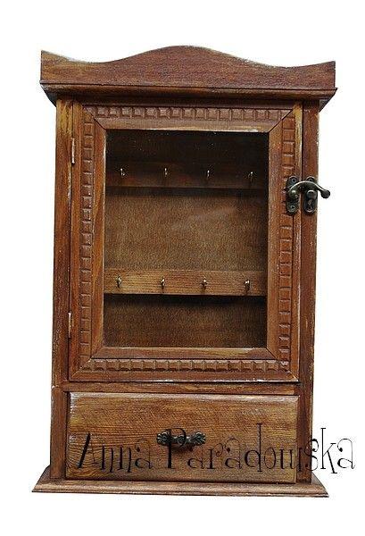 dodatki - skrzynki, kufry i pudełka ozdobne-Klucznik