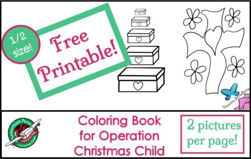 255 best Shoebox Packing Ideas: Operation Christmas Child ...