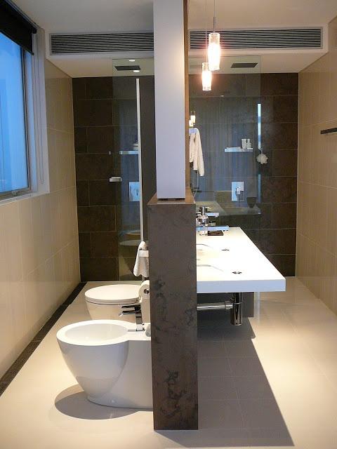 Minosa Design: The new Modern Design - Parents Retreat vs Ensuite; The Open Plan Bathroom