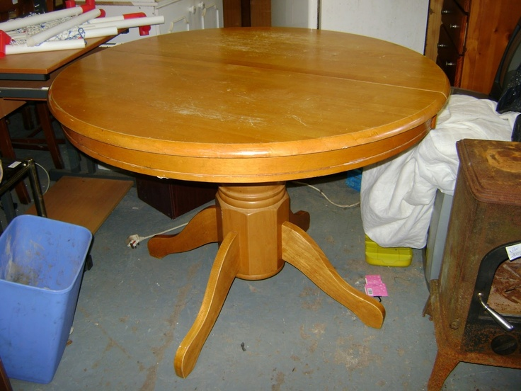 Deccies Done Deal Second Hand Furniture & House Clearances : New Stock Update 5th April 2013: Rocking chair, 6 Pine Kitchen Chairs, Hall Table, Round/Oval Kitchen Table