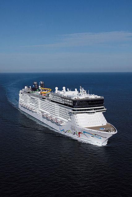 Norwegian Epic, Norwegian Cruise Line. Off on her at end of month! http://www.tipsfortravellers.com/norwegian/