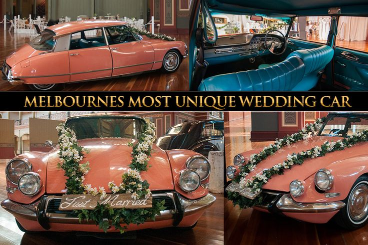"""1967 Citroen DS21 """"Goddess"""" Something a little bit retro for the couple that dare to be different on their wedding day. Perfect for those couples with a Rustic wedding theme. #retro #weddingcars #classiccars #weddinginspo #rusticwedding #weddinginspiration #bridalgown #model #classiccarhire #bridalgown #bridetobe #weddingplanning #weddinghire #weddingideas #weddingphotography #melbourneweddingideas #triplercars #justmarried"""