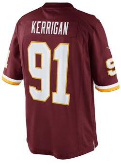 Nike Limited Home Ryan Kerrigan #Redskins jersey