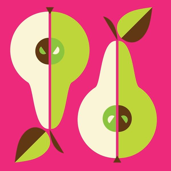 garden pattern illustration