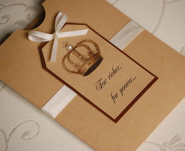 Lottery Ticket Holders Wedding Favors Image collections - Wedding ...
