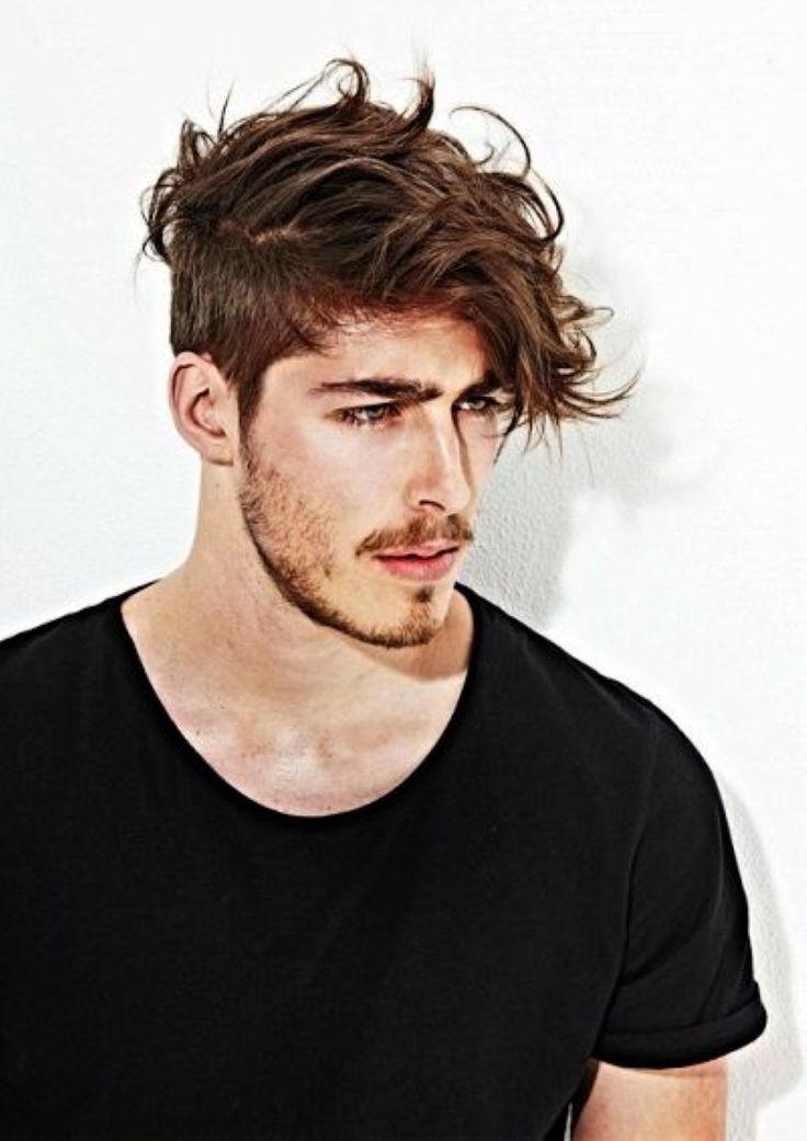 Hairstyles for men with Long Hair: 24 тыс изображений найден…