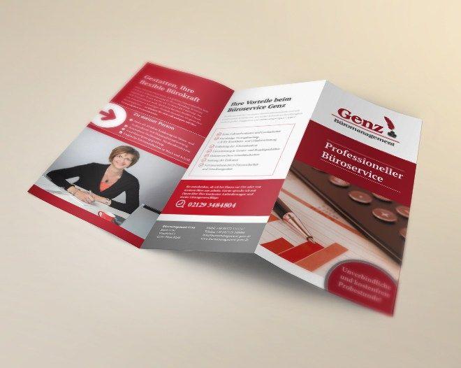 Büromanagement Genz - Werbeagentur markoon