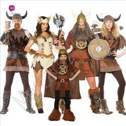 disfraces divertidos de vikingos para grupos tu tienda deu