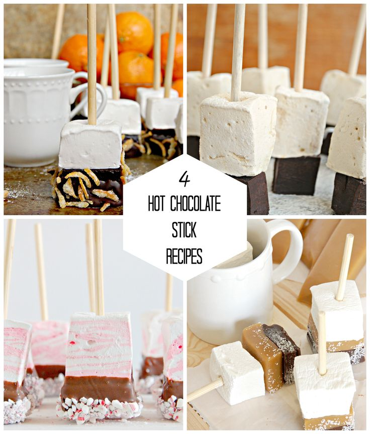 I'm sending off this year with a great idea for a New Years Eve party and linking up the 4 hot chocolate stick recipes I've posted over this month. Wouldn't one of these(or all four!) be so much fun at a hot chocolate bar tomorrow night? If you are new to the hot chocolate on …
