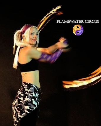 Izzy Ivy Fire Poi Flamewater Circus Militia Sydney Fire Twirlers Fire Show#fireshow #fireperformance #firearts #firetwirling #firespinning #firedancing #fireeating #firebreathing #fire #circus #twirl #spin #dance #pyro #Sydneyfiretwirlers #firetwirlers #firespinners #firedancers #fireeaters #firebreathers