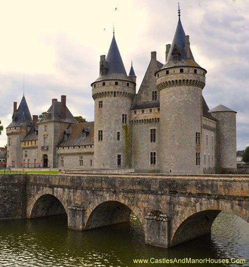 chteau de sully sur loire sully sur loire loiret - Chateau De Chamerolles Mariage