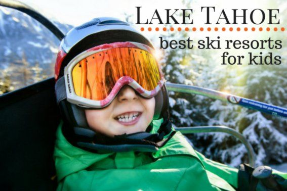 Looking for the Best Ski Resorts for kids in Lake Tahoe? Look no further. Our guide to the best resorts for families will help you decide where to go.