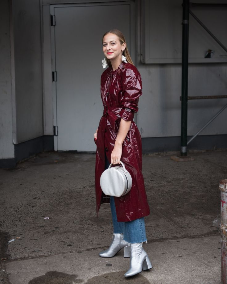 Live From New York, It's Fashion Week Street Style!+#refinery29