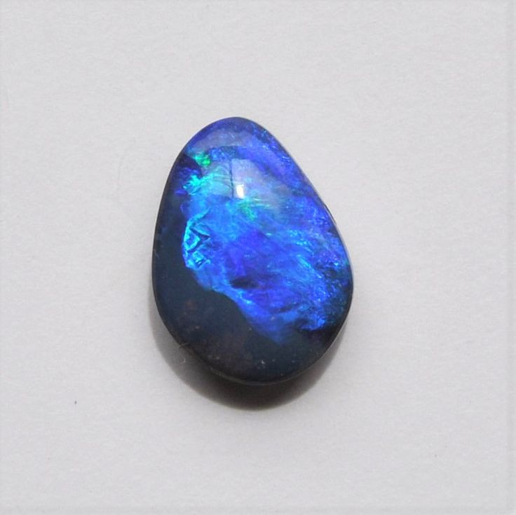NATURAL SOLID AUSTRALIAN 3.20CT BOULDER OPAL LOOSE STONE UNSET CABOCHON