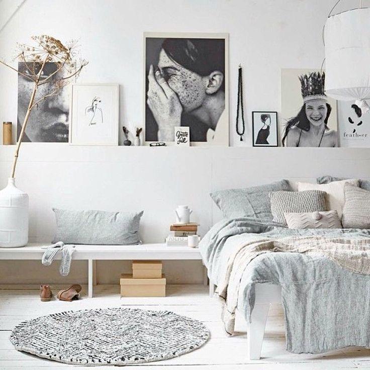 Bedroom Inspiration - 14 idéer til dit soveværelse - TRINE'S WARDROBE