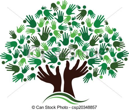 Vector - Friendship connection tree image. - stock illustration, royalty free illustrations, stock clip art icon, stock clipart icons, logo, line art, EPS picture, pictures, graphic, graphics, drawing, drawings, vector image, artwork, EPS vector art