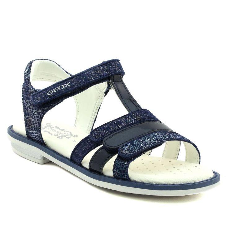565A GEOX GIGLIO J62E2A MARINE www.ouistiti.shoes le spécialiste internet #chaussures #bébé, #enfant, #fille, #garcon, #junior et #femme collection printemps été 2017
