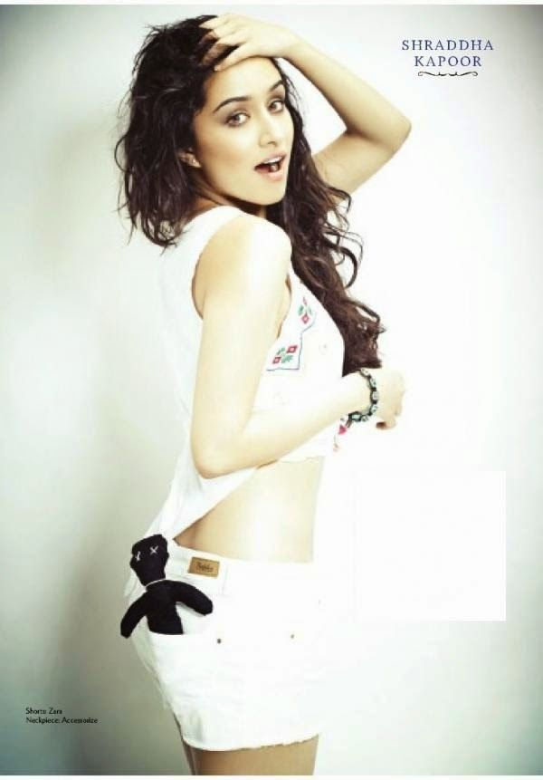 Here you can find Shraddha Kapoor's images. A new name in the Bollywood industry Shraddha Kapoor is bit new to cine goers but not to people from Bollywood as she is the daughter of very famous artist Mr. Shakti kapoor who was and still is the most liked actor playing comedy as well as villainous roles.