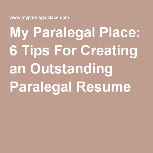 315 best Career goals images on Pinterest Law school, Paralegal