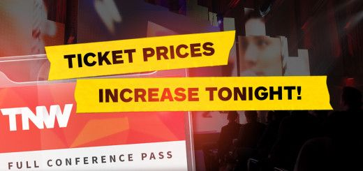 TNW Conference USA: Ticket prices rise tonight!