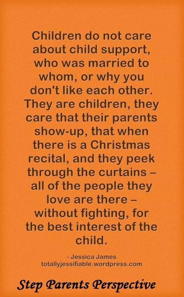 Parents Divorce Quotes: 1000+ Divorced Parents Quotes On Pinterest