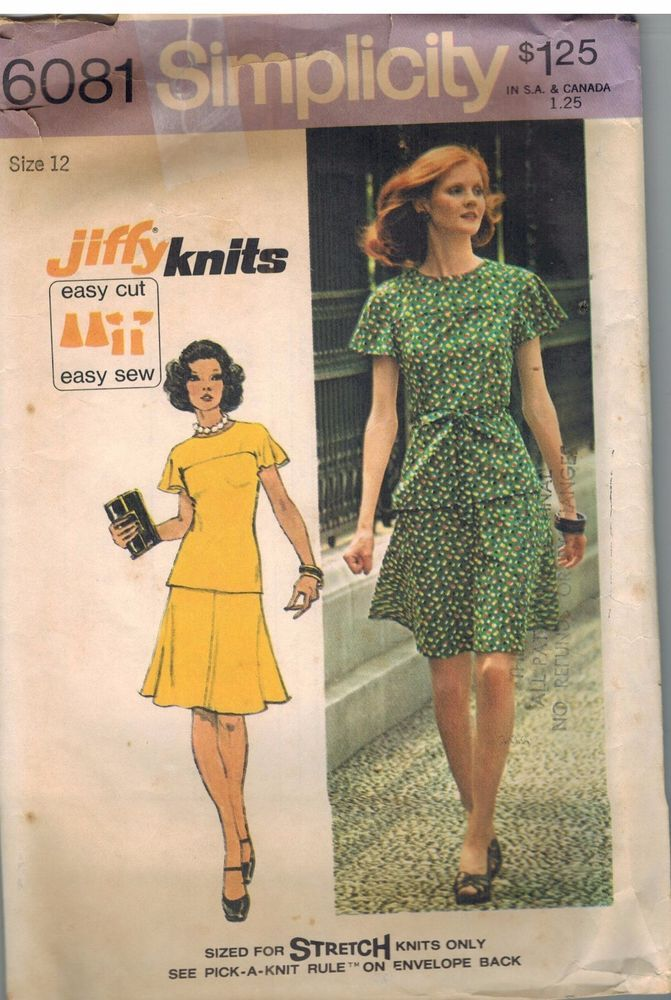 120 besten Jiffy Patterns Bilder auf Pinterest | Vintage ...