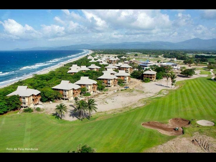 Will Be Ready The Largest Touristic Resort On Atlantic Coast Of Honduras Induras Beach Is Located In An Unique And Privileged Positión With