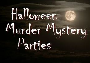 party game halloween ideas Adult