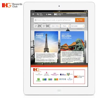 IHG | InterContinental Hotels Group