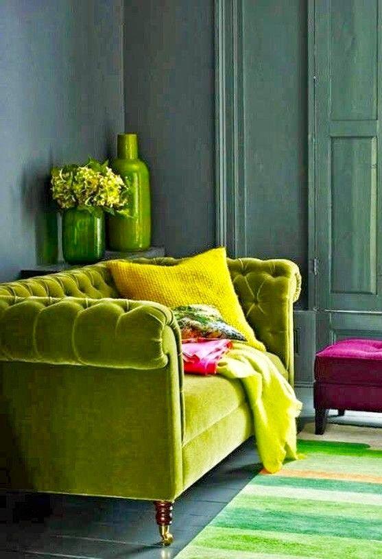 Diese Farben ❤ Traumhaft schön l Wohnen in grü…