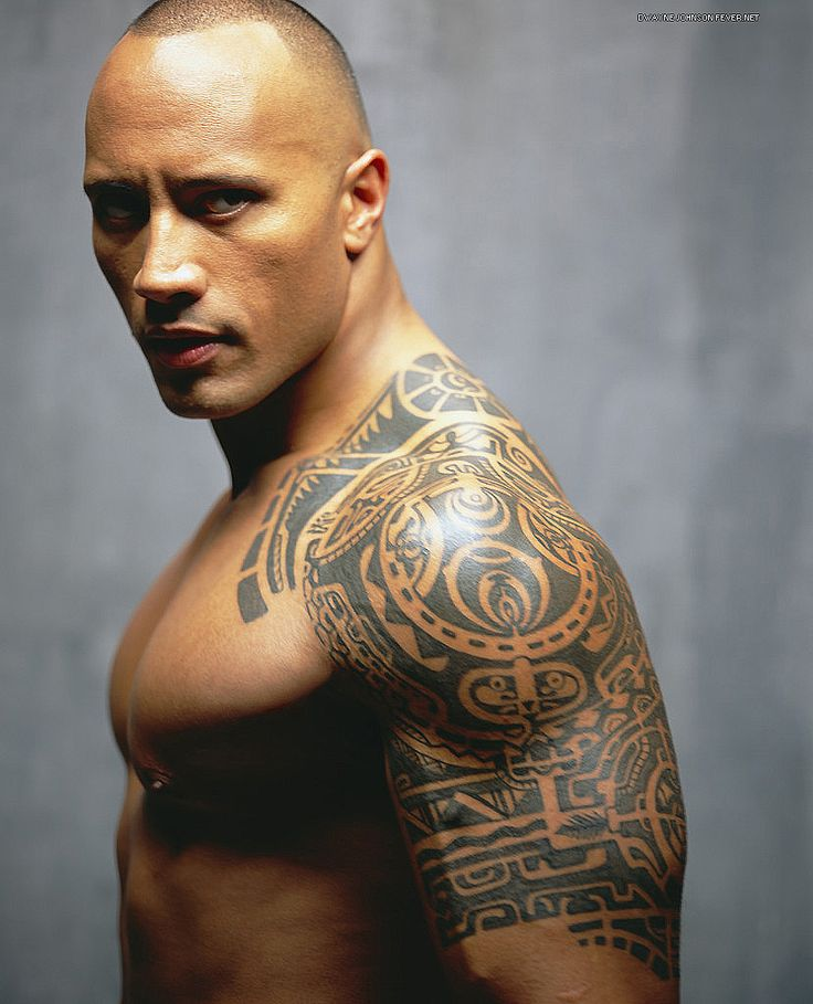 cool shoulder tattoos for men ideas #125