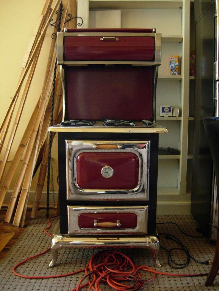 "Heartland Appliances Classic Series Model 9100 30"" Natural Gas/Propane Range #Heartland"