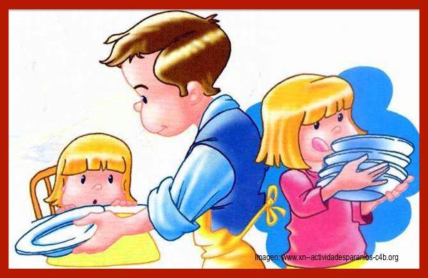 Pin De Raco Infantil En Actividades