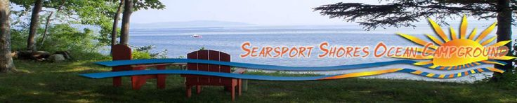 Stayed 2014, best site 15 on bay. No sewer, no pool. ocean side campground in Maine, 5 hour drive family activities 216 West Main St. Searsport, Maine 04974