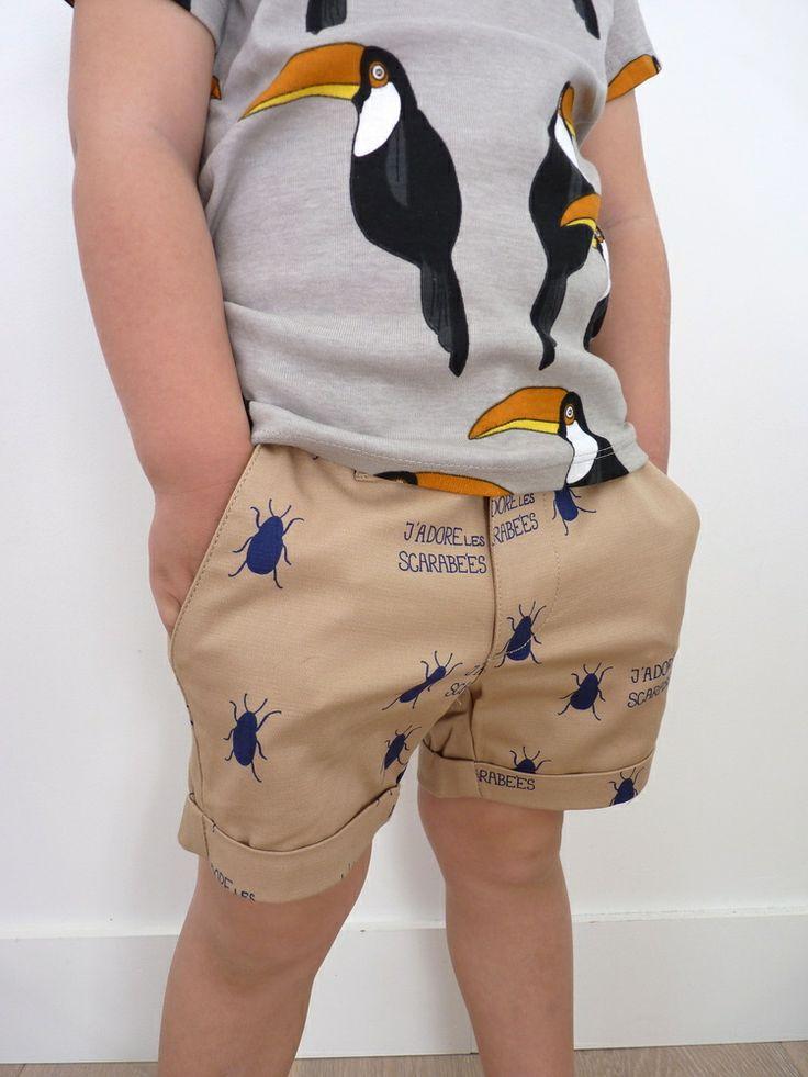 Image of Short scarabées ♥ Mini rodini chez dansunpetitvillage.com
