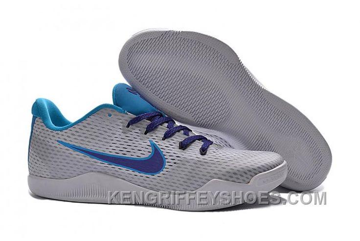 "https://www.kengriffeyshoes.com/nike-kobe-11-draft-day-white-blue-lagooncourt-purple-2016-sale-54802.html NIKE KOBE 11 ""DRAFT DAY"" WHITE/BLUE LAGOON-COURT PURPLE 2016 SALE 54802 Only $99.00 , Free Shipping!"