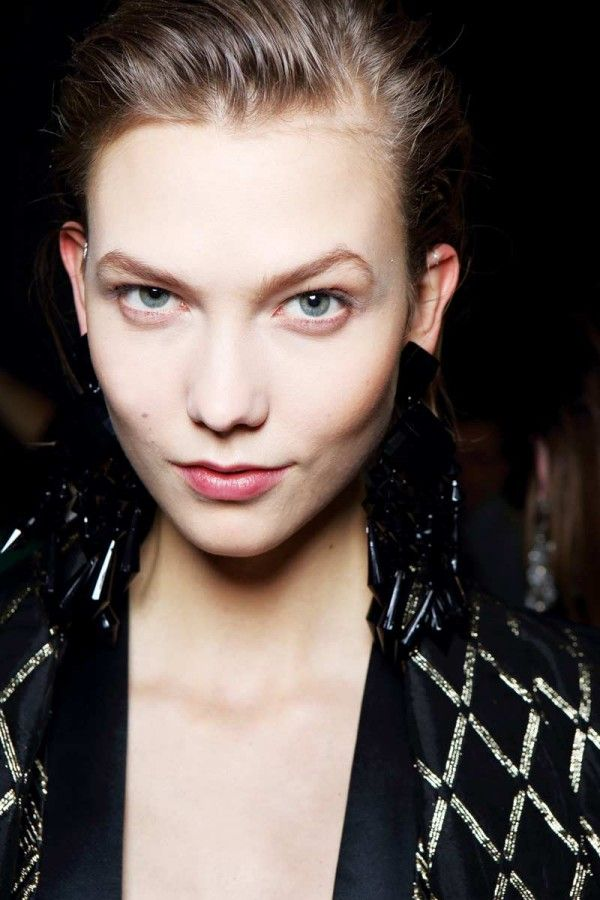 Beauty Trend: Matte Skin, Balmain. #beauty #makeup #matte #Balmain