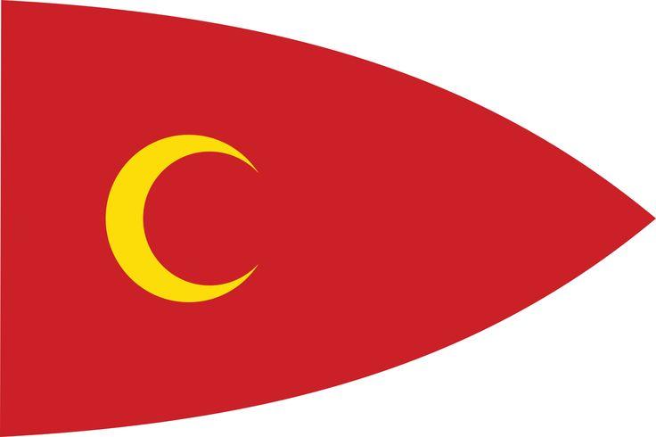 Flag of the Ottoman Empire (1453–1517)