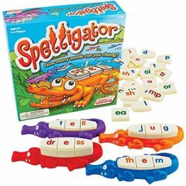 Spelligator game helps students and kids learn phonemic awareness, letter patterns, and positioning. The game covers letter sound patterns, consonants, vowels, digraphs, and blends. Great for learning basic spelling!