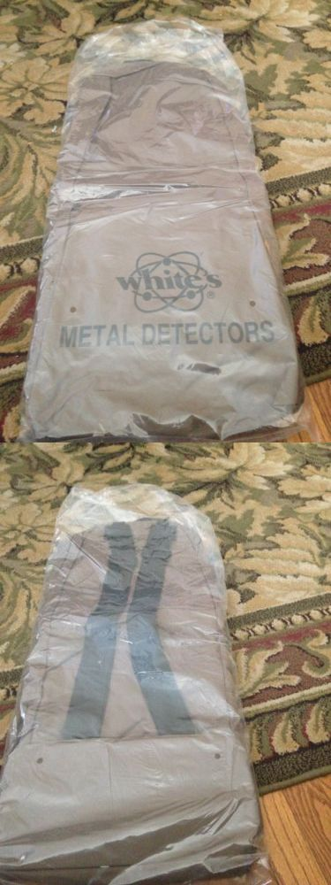 Metal Detector Accessories: Whites Brown Backpack / Whites Metal Detector BUY IT NOW ONLY: $35.95