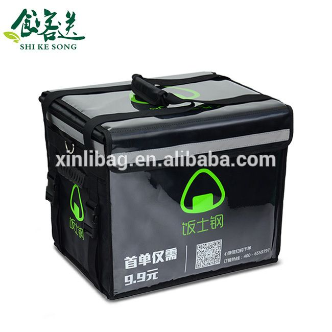 Wholesale customized reusable food delivery cooler bag