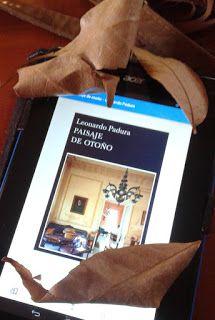 Páginas Colaterales: Paisaje de otoño. Leonardo Padura